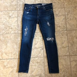 AG Legging Jean Distressed - 28R